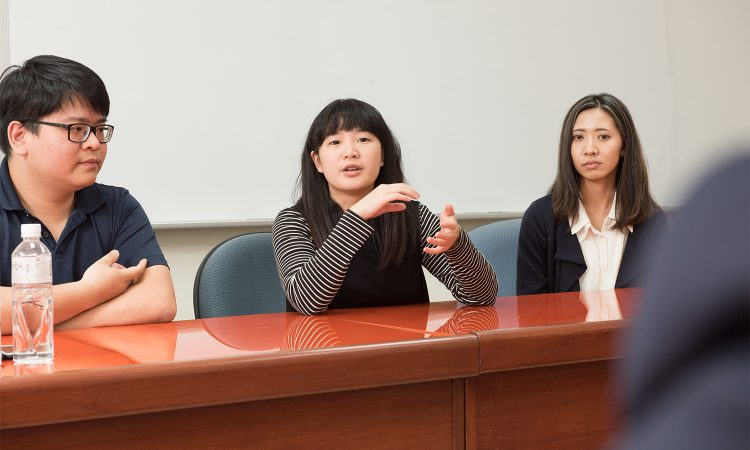 エリート学生が政策を改善。議員も頼る「台湾大学ブロックチェーン委員会」
