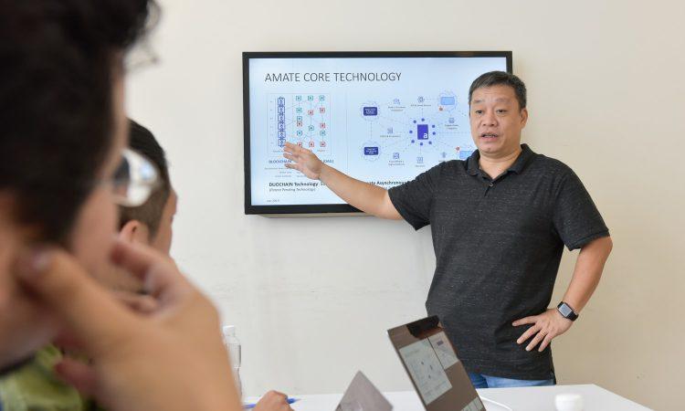処理速度の遅さを克服する新構造ブロックチェーン。デジタルマーケ先進国ベトナムの「Yolla Network」